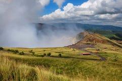 Masaya Volcan National Park, Nicaragua Stock Image