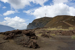 Masaya Volcano Royalty Free Stock Photos