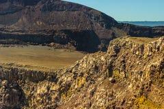 Masaya volcano area, Nicaragua Stock Photography