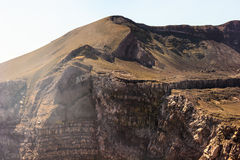 Masaya volcano area, Nicaragua Royalty Free Stock Images