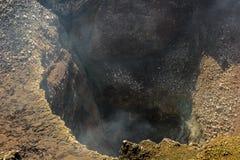 Masaya volcano area, Nicaragua Stock Images