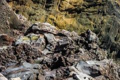 Masaya volcano area, Nicaragua Stock Image
