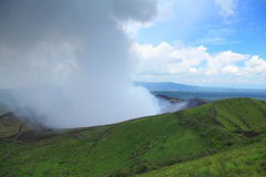 Masaya volcano Stock Image