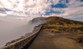Masaya wulkan, Nikaragua zdjęcia royalty free