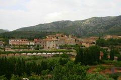 Masboquera, Tarragona, Spain Stock Image