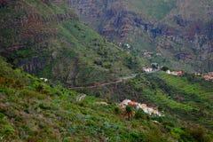 Masca-Dorf Stockfoto