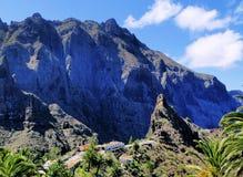 Masca, Tenerife Zdjęcia Stock