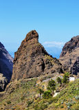 Masca, Tenerife Fotografia Stock