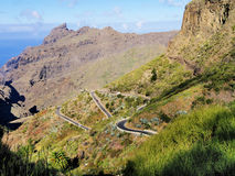 Masca, Tenerife Royalty Free Stock Photos