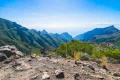 Masca, Tenerife Royalty-vrije Stock Fotografie