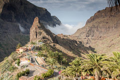 Masca of Tenerife Royalty Free Stock Photos