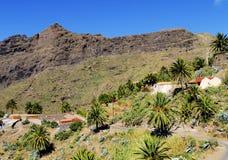 Masca, Tenerife Stock Photo