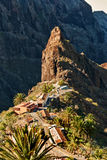 Masca village, Tenerife Royalty Free Stock Images