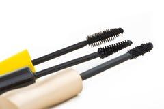 mascara βουρτσών στοκ εικόνες με δικαίωμα ελεύθερης χρήσης
