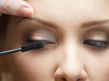 Mascara royalty-vrije stock afbeeldingen