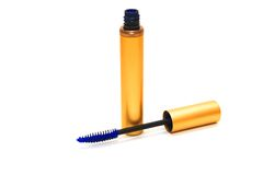 Mascara azul Fotos de Stock Royalty Free