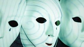 Mascara a espiral hipnótica assustador filme
