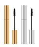Mascara packaging. Place for your text. Stock Photo