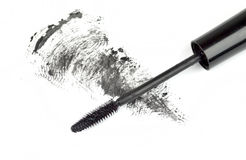 Mascara stroke Stock Images
