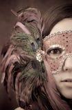 Mascarada Fotos de archivo