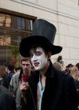Mascarada Foto de archivo libre de regalías