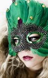 Mascarada Imagen de archivo