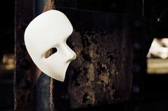 Mascarada - fantasma de la máscara de la ópera Foto de archivo
