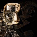 Mascarada - fantasma de la máscara de la ópera Imagen de archivo libre de regalías