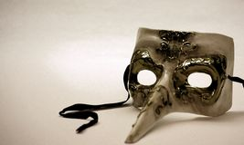 Mascarade Image libre de droits