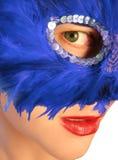 Mascarade Photographie stock