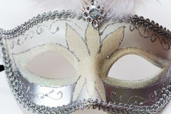 mascarade d'isolement de masque photos stock