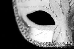 mascarade d'isolement de masque photos stock