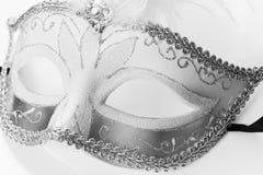 mascarade d'isolement de masque photographie stock libre de droits