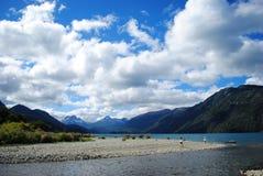 Mascardi Lake, Bariloche, Argentina Stock Photo
