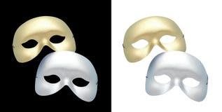 Mascare Carnaval Venecia Fotografia Stock