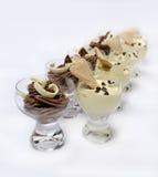mascarpone десерта Стоковое Изображение