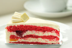 mascarpone торта стоковые фотографии rf