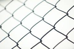 Maschendraht frence Zusammenfassung Lizenzfreies Stockfoto