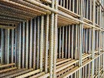 Maschendraht Stahl, Metall, Eisen Lizenzfreie Stockfotos