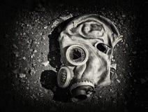 Maschera antigas. fotografie stock libere da diritti
