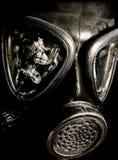 Maschera antigas israeliana Fotografia Stock
