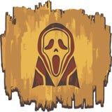 Maschera del fantasma Fotografie Stock Libere da Diritti