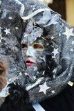 Maschera del gatto, Venezia, Italia, Europa Immagini Stock