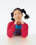 Maschera dell'adolescente Fotografie Stock Libere da Diritti