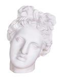 Maschera dell'intonaco di Apollon Immagine Stock Libera da Diritti