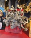 Maschera della medusa Fotografia Stock Libera da Diritti