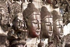 Maschera di Buddha Fotografie Stock