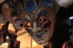 Maschera di Carnaval Fotografie Stock Libere da Diritti