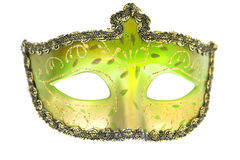 Maschera di carnevale Fotografie Stock Libere da Diritti