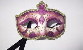 Maschera di carnevale Immagini Stock Libere da Diritti